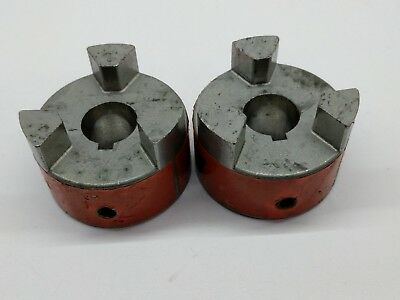 2 - Lovejoy L-095 Coupling Hub .750 34 Bore 316 Keyway Part 11087