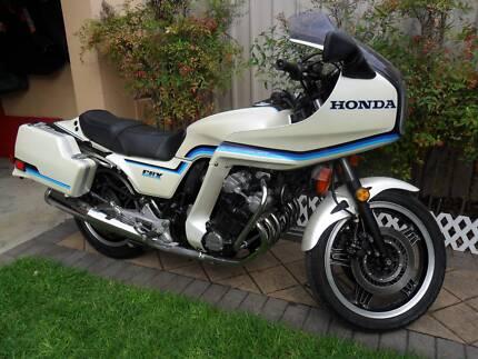 Honda CBX6 Adelaide CBD Adelaide City Preview