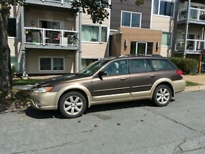 2008 Subaru Outback MVI til JUNE 2019 + WINTER TIRES