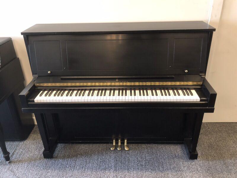 STEINWAY, Upright Piano, Model 1098, Piano Boutique ...