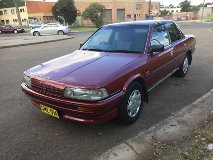 Toyota Camry csi limited,10 months rego,log books,must see Wetherill Park Fairfield Area Preview