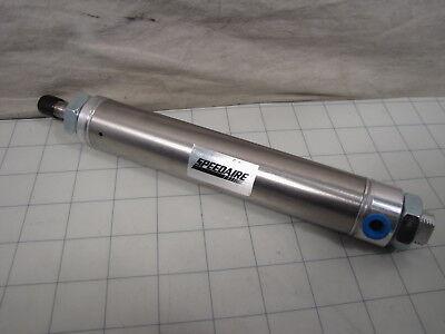 Speedaire 6cra6 Air Cylinder 1-14 Bore Diameter 3 Stroke New