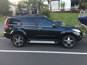 2012 Great Wall X200 Wagon Shellharbour Shellharbour Area Preview