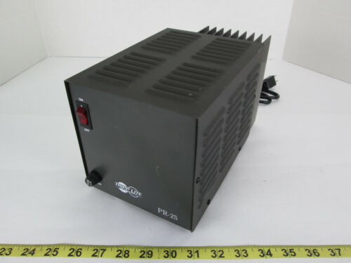 Tripp-Lite Precision Regulated DC Power Supply Converter PR-25 117V AC to 13.8V