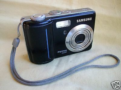 SAMSUNG Digimax S600 digital camera for sale  Shipping to United States