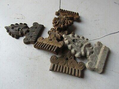 antike Beschläge, Türbänder, Türbeschlag