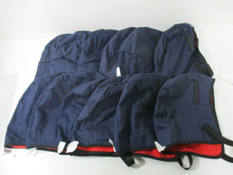 Jackson Safety (14500) 200 Series Navy Red Cotton Fleece Winter Liner - Qty 12