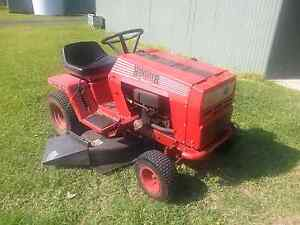 Rover Rancher Ride-On Lawn Mower Morisset Lake Macquarie Area Preview