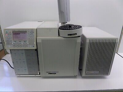 Varian Cp-3800 Gas Chromatograph With Saturn 2200 Gcms And Cp-8400 Autosampler