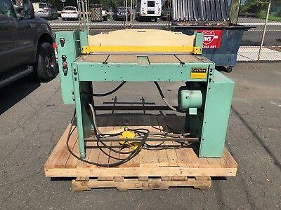 Di-acro Power Shear Pwr 36 Electric 36 16ga 16 Gauge Sheet Metal
