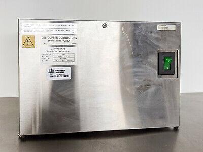 Getinge Castle 233 Autoclave Steam Sterilizer Power Enclosure 61301600809 Cs48rs