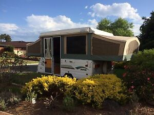 2002 Jayco Dove Touring Camper Trailer / Caravan Hoppers Crossing Wyndham Area Preview