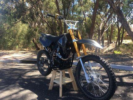 Zongshen 250cc pit bike