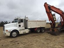 Anything excavation, grading or truck hire Margate Kingborough Area Preview