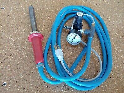 Plastic Welding Torch Polypropylene Polypro Pvc Thermal Welder
