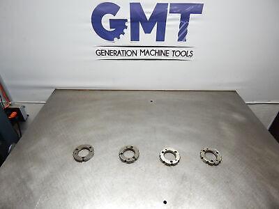 4 Cincinnati Monoset Tool Cutter Grinder Workhead Index Plates Gmt-1887