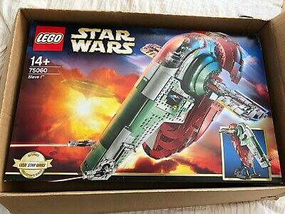 Lego Star Wars Slave I (75060) BNIB Retired Set