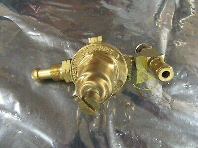Victor L260a Compressed Gas Regulator Xlnt