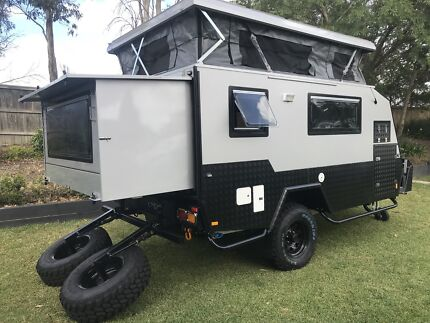 2017 MDC XT12 CAMPER CARAVAN PACKED WITH EVERYTHING