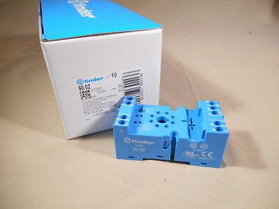 Finder Relay 90.02 Socket Nib
