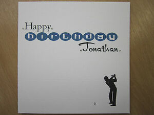 Personalised-Handmade-Male-Golf-Birthday-Card