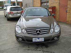 """2006 Mercedes-Benz E280 CDI ELEGANCE SUNROOF,ALLOYS """"ONLY $16590 Heidelberg Heights Banyule Area Preview"""