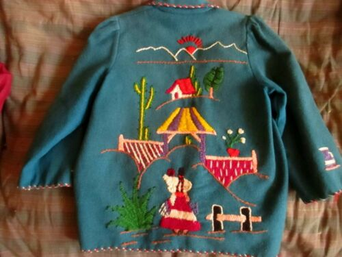 VTG Tiel Wool Child