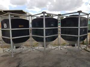 1770 Litre Storage Tanks for Water or Stockfeed - $600 ea (Pls Call) Maddington Gosnells Area Preview