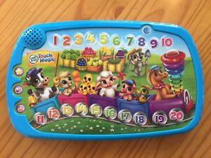 Leapfrog Magic Touch Counting Train