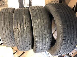 Continental Cross Contact 225/65R17 (4)