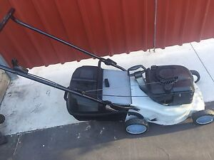 Mower used Carrum Downs Frankston Area Preview