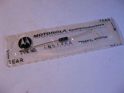1n5146a Motorola Varactor Diode 33pf Varicap Rf Tuning 1n5146 - Nos Qty 1