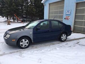 2001 VW Jetta TDI