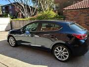 Great Value! 2014 Mazda 3 BM SP25 SKYACTIV Cobalt Blue 6 Speed Rose Bay Eastern Suburbs Preview