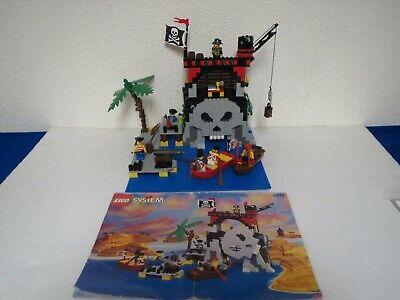 LEGO PIRATES SKULL ISLAND 6279