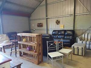 Garage Sale - Household and handmade pallet furniture Veteran Gympie Area Preview