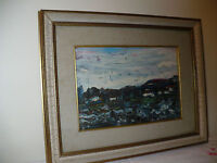 Quadro Paesaggio Particolare Cm. 28 X Cm. 19 -  - ebay.it