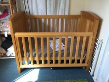 Boori Cot/toddler bed Coorparoo Brisbane South East Preview