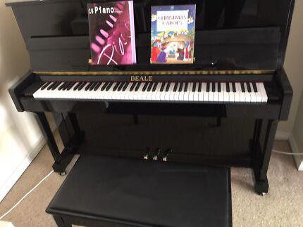 Beale Upright Piano 118M