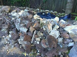 Free Bush rock and Sandstone rock, St Ives Area NSW North Turramurra Ku-ring-gai Area Preview