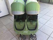 Baby Jogger City Mini Double Duncraig Joondalup Area Preview