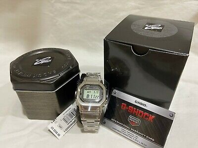 Casio G-Shock GMWB5000D-1 Wrist Watch for Men (GMW-B5000D-1) (NWT)