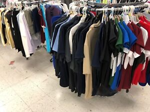 Clothing $1 A Piece Brand Name Bulk Purchase Closing Down Sale