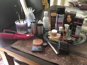 Makeup, Straightener beauty Lot all for $20