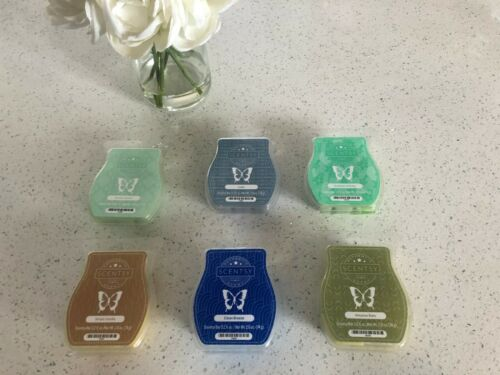 Scentsy Wax Bars! Must buy at least 6 *please read description*