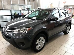 2014 Toyota RAV4 LE AWD (4X4) BLUETOOTH CAMERA RECUL