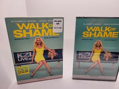 Walk of Shame (DVD, 2014, Widescreen) NEW Sealed with Dust Cover