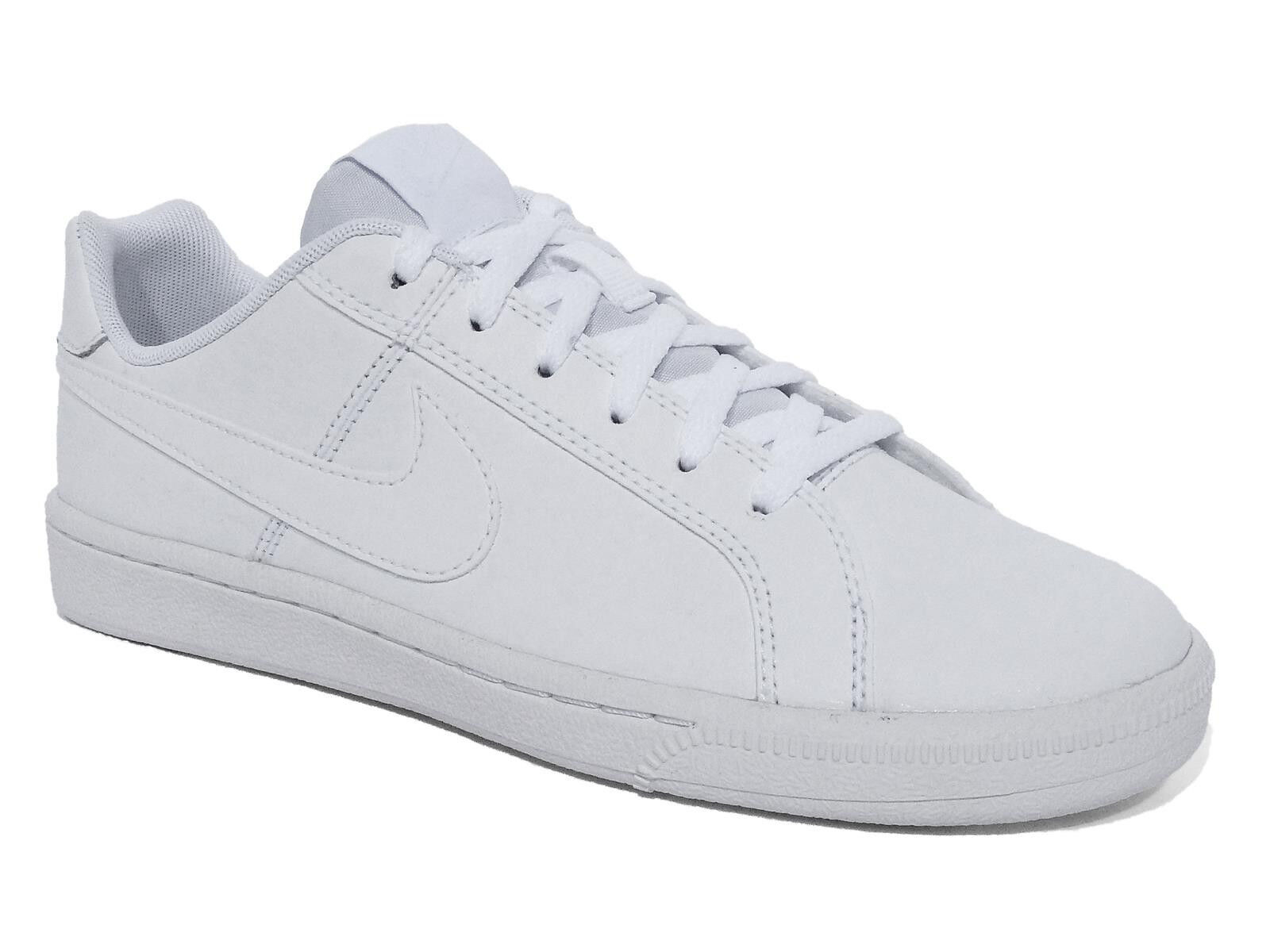 Nike Court Royale GS 833535 102 Donnaragazzo Col. Total White 40 US 7 Y