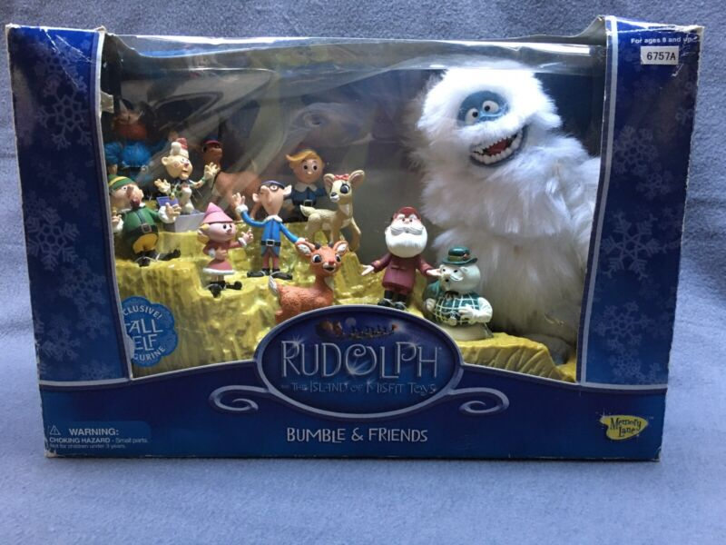 Memory Lane - Rudolph & the Island of Misfit Toys - Bumble & Friends