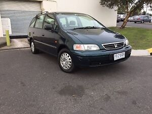 1998 HONDA ODYSSEY REGO & RWC **ONE YEAR FREE WARRANTY** Lilydale Yarra Ranges Preview